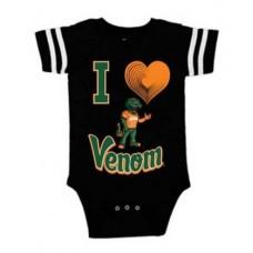 I Love Venom Onesie