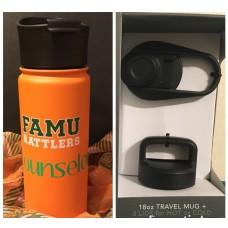 FAMU Rattlers Travel Mug - Counselor