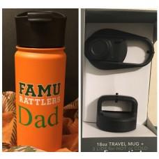 FAMU Rattlers Travel Mug - Dad