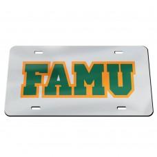 FAMU License Plate