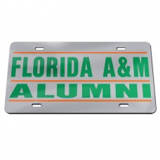 Florida A&M University Alumni License Plate