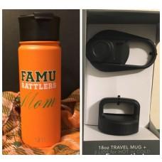 FAMU Rattlers Travel Mug - Mom