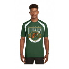 Florida A&M Performance Tee - Green