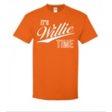 """It's Willie Time"" T-shirt"